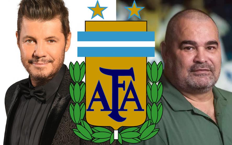 """AFA, Tinelli y Chilavert unidos contra del VAR y la """"Corruptbol"""""""