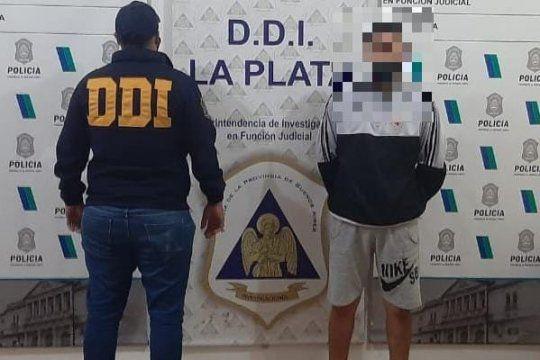 El joven detenido por un violento caso ocurrido en febrero de 2020