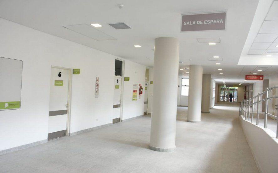 Hay siete trabajadores de la salud del hospital Rossi contagiados de coronavirus y 51 aislados