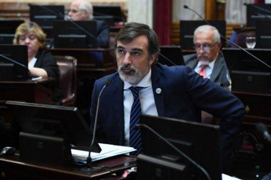 Esteban Bullrich denunció fraude en las elecciones de 2019.