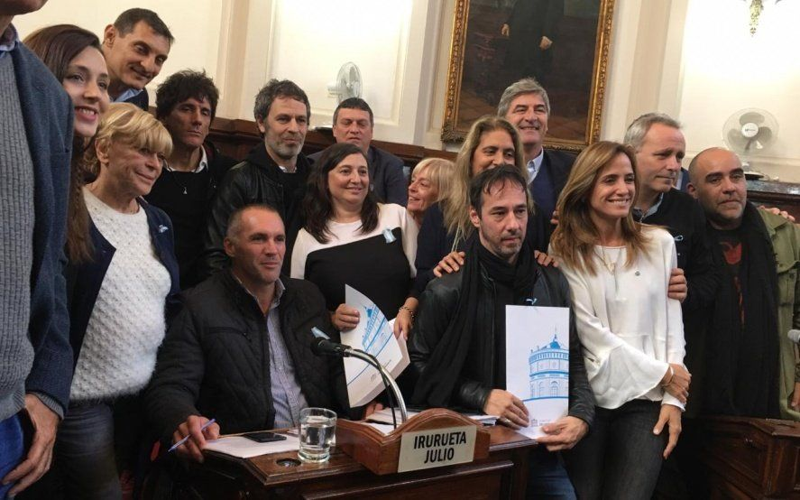 "Declararon a Guasones de Interés Cultural en La Plata: ""Nos gustaría que apoyen a las bandas que están saliendo"""
