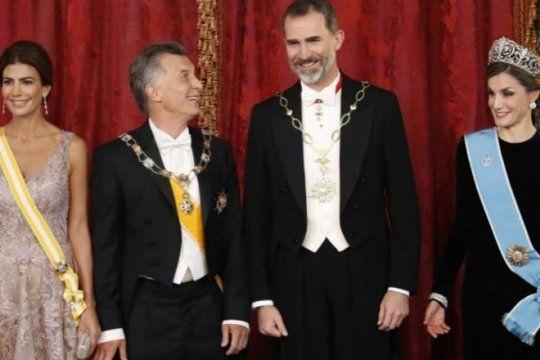 #12deoctubre: la cancilleria saludo al reino de espana, pero no a las comunidades originarias