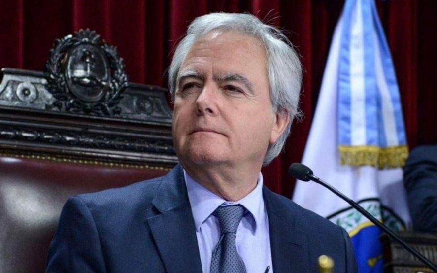 """Federico Pinedo: """"Si Cristina llega a ganar en primera vuelta, me tiro del balcón"""""""