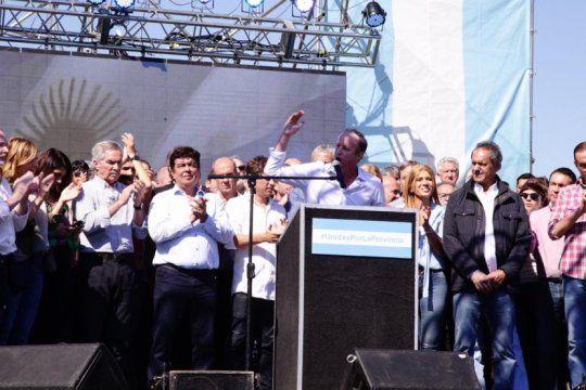 en video: el pedido unanime del peronismo por la unidad para volver a gobernar buenos aires