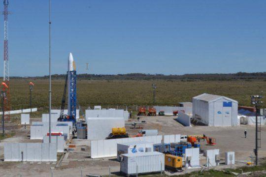 buscan reactivar el proyecto para lanzar cohetes al espacio desde punta indio