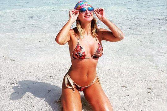 Debora Plager ve populismo hasta en la playa más refinada