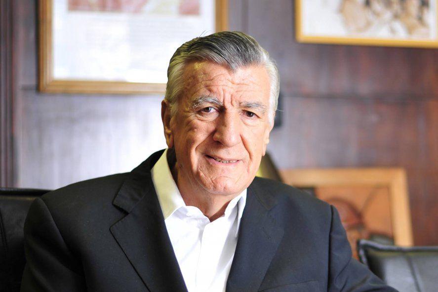 José Luis Gioja habló sobre el FMI y la responsabilidad de Macri.