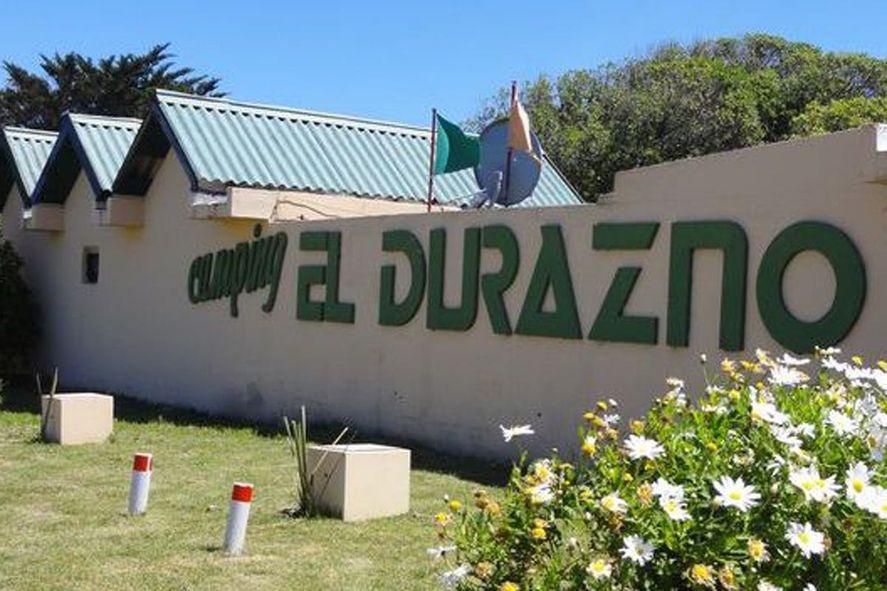 En este camping de Miramar se denunció el caso de violación en manada