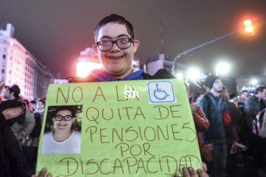 una ong informo como defenderse frente al nuevo ajuste a pensiones por discapacidad
