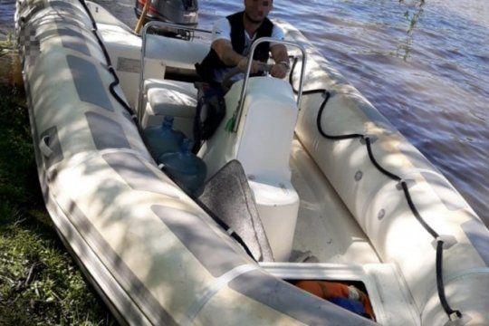 ?cocinaban? drogas a la vera del rio santiago en berisso y la vendian en el sur del conurbano
