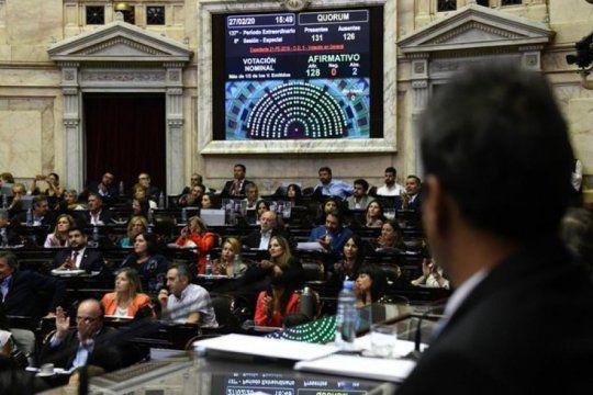 la camara de diputados dio media sancion a la reforma de las jubilaciones de privilegio