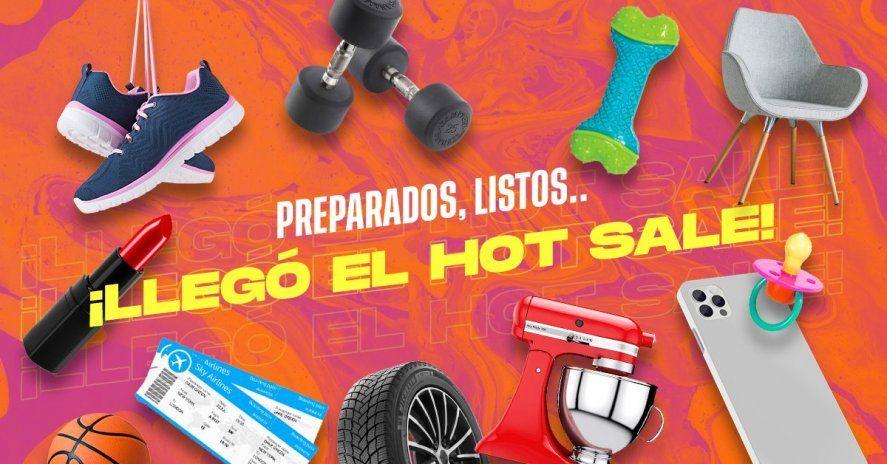 El Hot Sale se extenderá hasta el miércoles inclusive