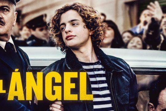 el protagonista de ?el angel? gano un premio y les dedico unas palabras a macri y a donald trump