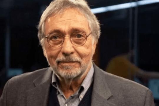El actor argentino Luis Brandoni comentó sus sensaciones de cara al futuro del teatro y el espectáculo.