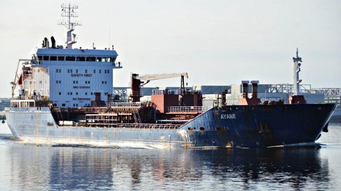 tragedia en punta lara: un tripulante mato al capitan y al primer oficial en un buque