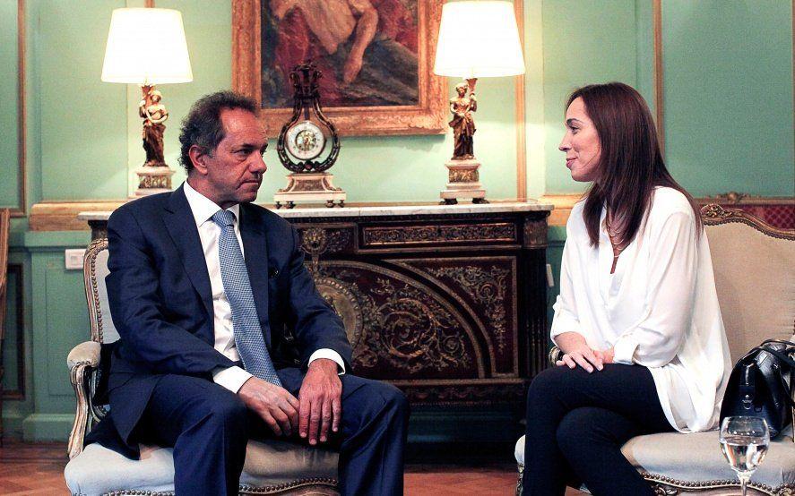 """Aseguran que Vidal """"forzó"""" el rojo financiero de la Provincia para salir a tomar deuda"""