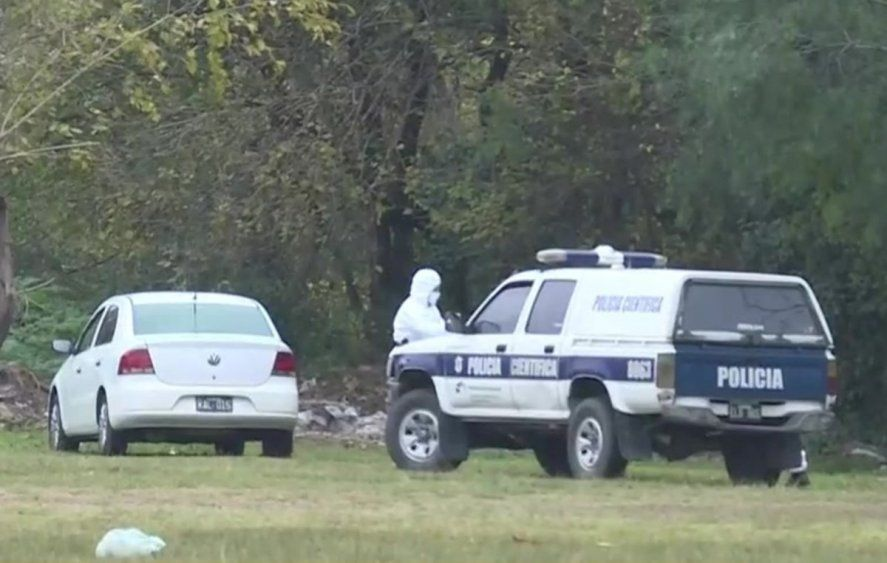 El cuerpo fue hallado ayer en inmediaciones del club El Remanso