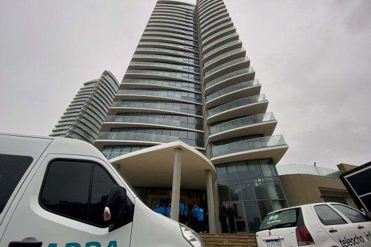 La Agencia detectó una torre de 16 mil metros cuadrados sin declarar.