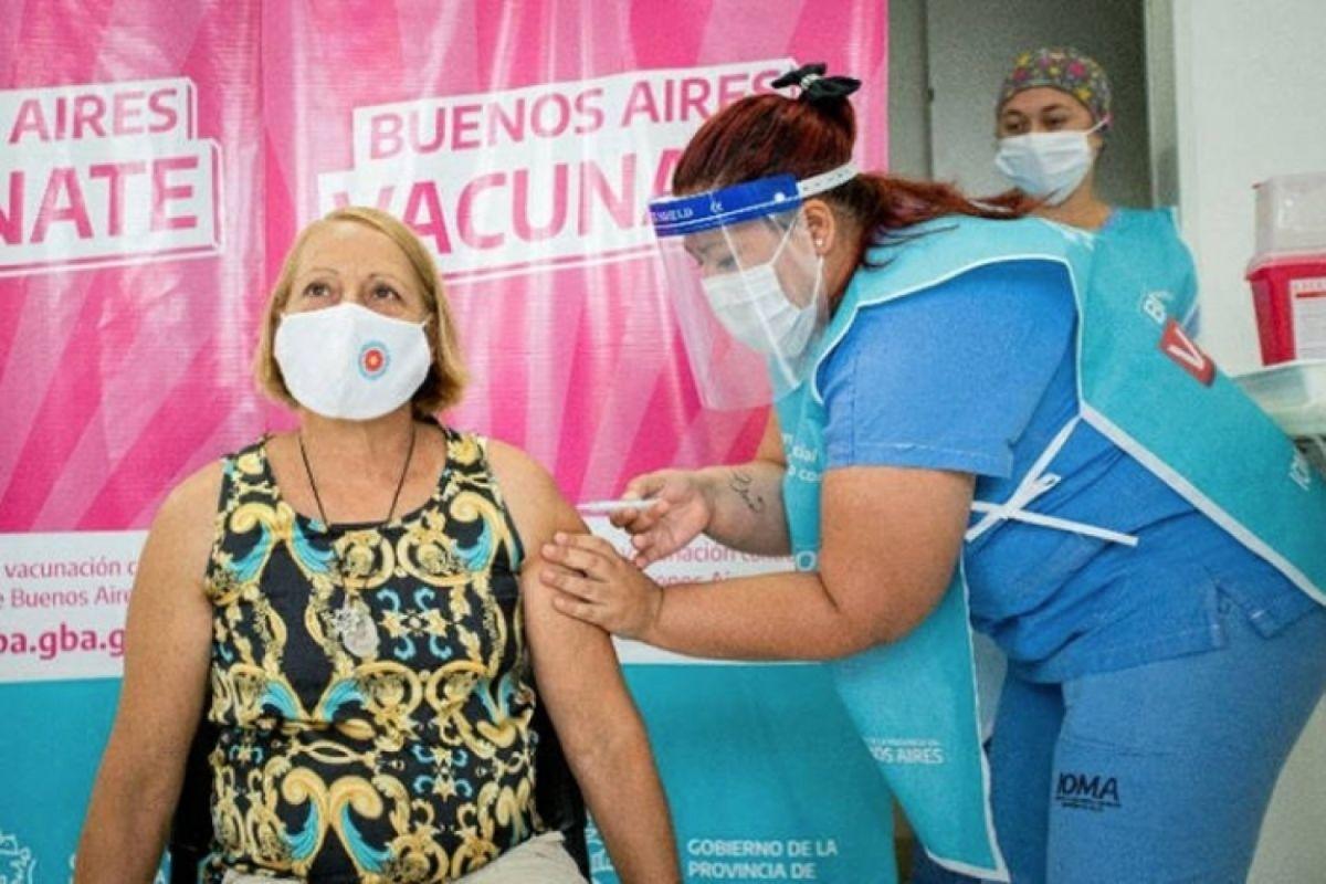 Carlos Casares llegó a los 10.000 vacunados con la primeradosis
