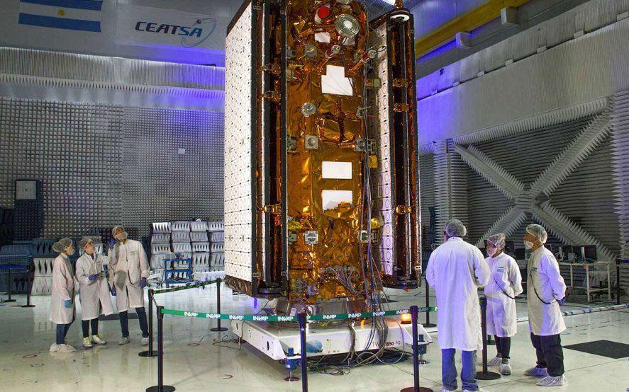 SAOCOM 1B: Cómo es y para qué sirve el satélite que lanzará la Argentina el viernes