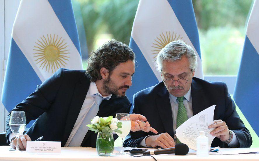 """""""A poner primera, muchachos"""": la cocina del plan post pandemia del Gobierno"""