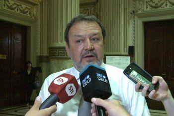 Roberto Costa titular del bloque de senadores de Juntos por el Cambio