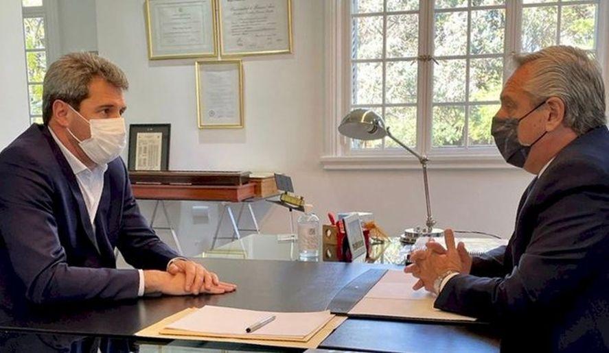 Juan Manzur fue recomendado por Cristina Fernández como Jefe de Gabinete