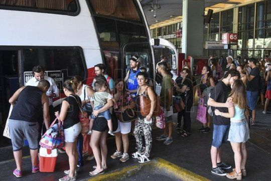 fin de semana largo: las ventas minoristas cayeron 3,5% a pesar del movimiento turistico