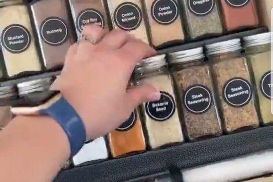 La obsesión por la búsqueda de la perfección en el orden a través de un video de TikTok. ¿Pulcritud o TOC?
