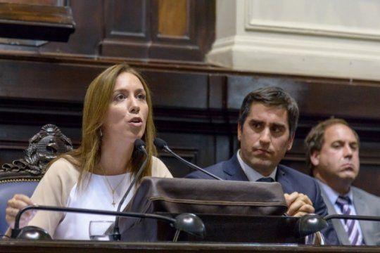 diputados: avanza la reforma de vidal al sistema de enjuiciamiento a magistrados