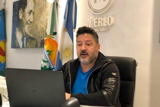 La discusión entre Gustavo Menéndez y Horacio Cabak