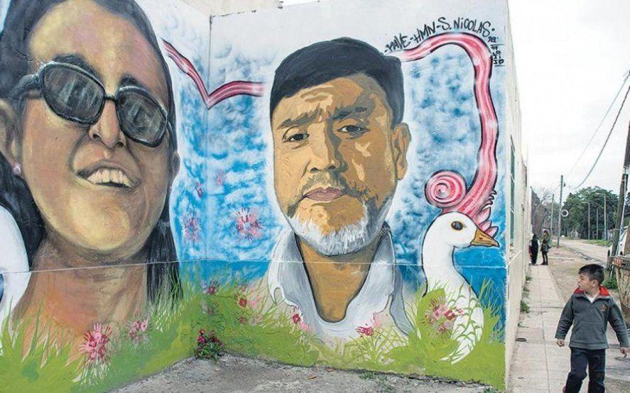 Kicillof y Trotta homenajearon a Sandra y Rubén a dos años de la trágica explosión