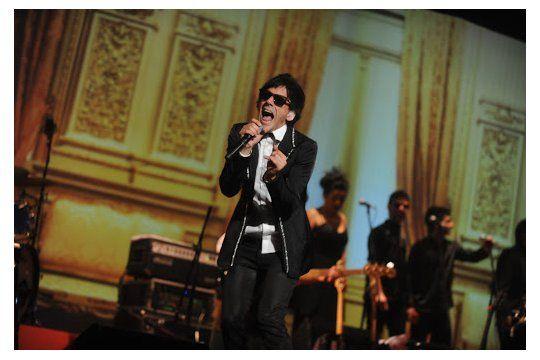 Facundo Soto, cantante de Guasones, está cumpliendo años.