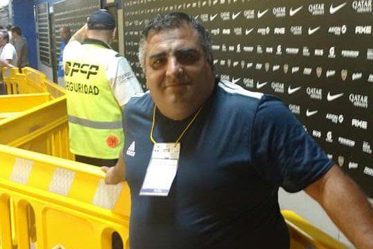 Tristeza en la Liga platense: falleció Javier Foti por Covid