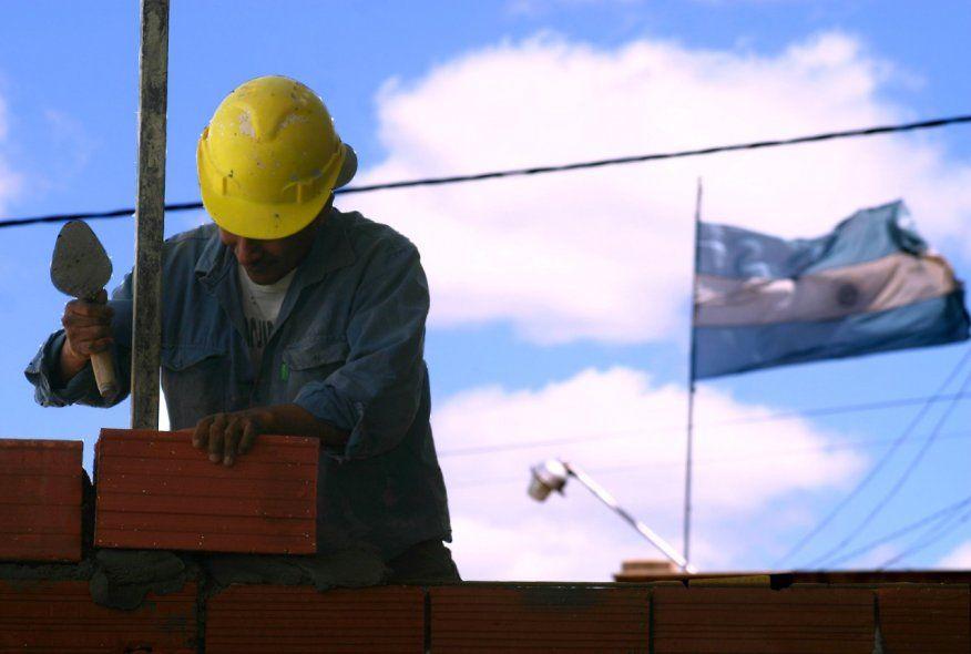 El indec brindó datos de la actividad de la construcción en marzo