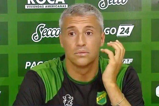 Crespo ve complicado el andar de los equipos argentinos en la Copa Libertadores.
