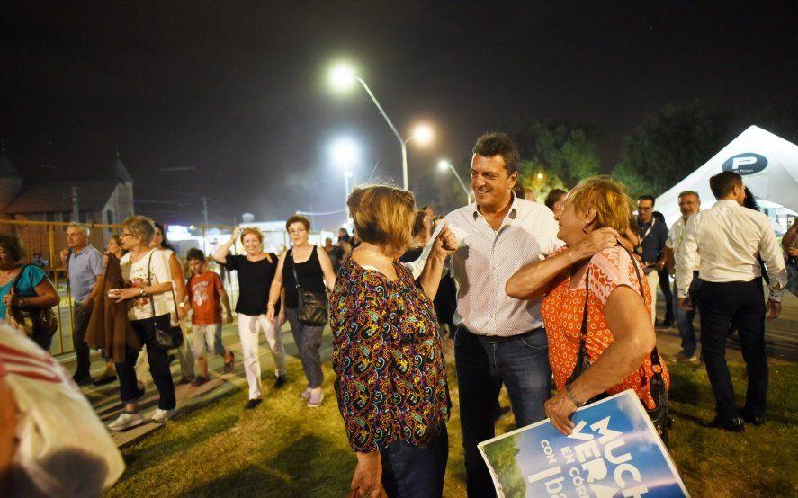 """Massa propone una """"enorme reforma tributaria"""" que recupere recursos para las Provincias"""