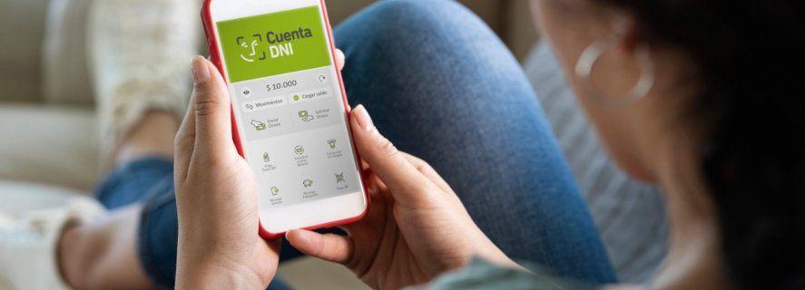 Cuenta DNI ofrece descuentos en comercios, estaciones de servicio y pago de facturas