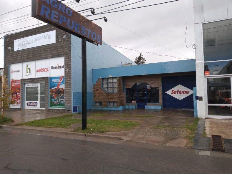 El comercio donde arrancó la secuencia delictiva en Tres Arroyos