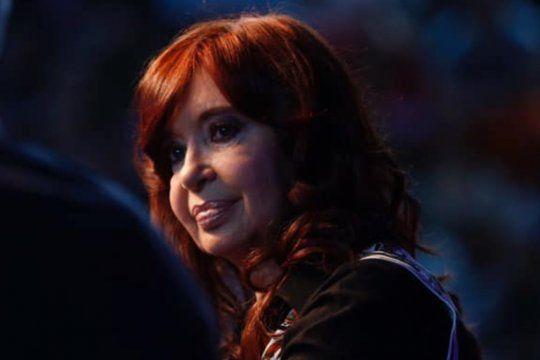 Cristina Fernández de Kirchner era una de las víctimas del presunto espionaje ilegal.