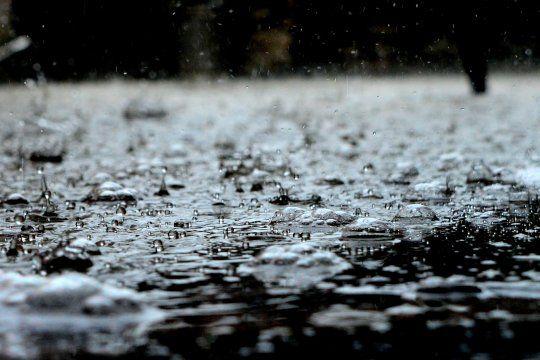 Se esperan tormentas aisladas y chaparrones en el norte bonaerense y el Área Metropolitana