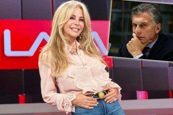 Graciela Alfano reveló la propuesta que le hizo Mauricio Macri.
