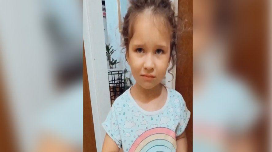Camila Cavallo compartió un video con la reacción de su hija al hacerle una broma escatológica
