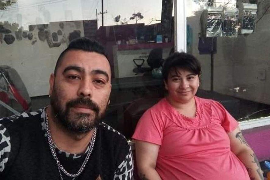 Mauricio Sebastián Martínez y Sandra Andrea Sepúlveda