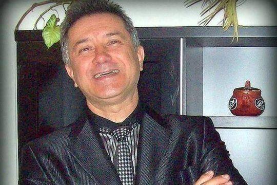 Mariano Martino, la víctima. Era martillero y dueño de una inmobiliaria