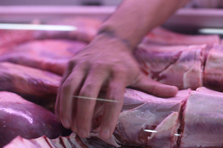 La vicepresidenta Cristina Fernández de Kirchner hoy destacó que la carne bajó de precio en los últimos dos meses.