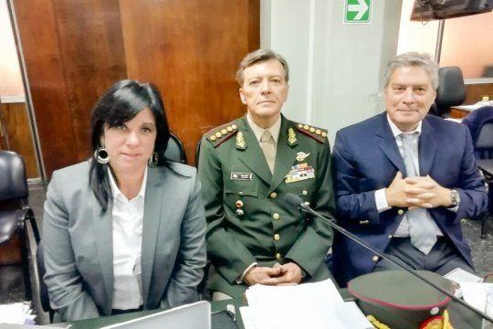 inesperado: absolvieron al exjefe del ejercito, cesar milani
