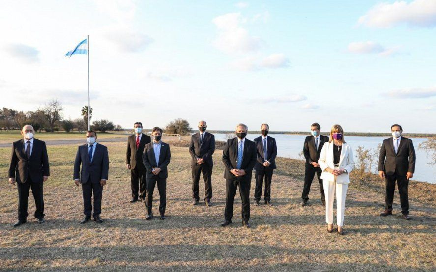 La Provincia comenzará a co-administrar la Hidrovía Paraguay-Paraná