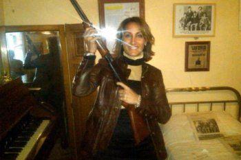 La hoy militante y fuerza de choque de Juntos por el Cambio, Florencia Arietto, y su obsesión por mencionar cada vez que puede al kirchnerismo como comunismo soviético