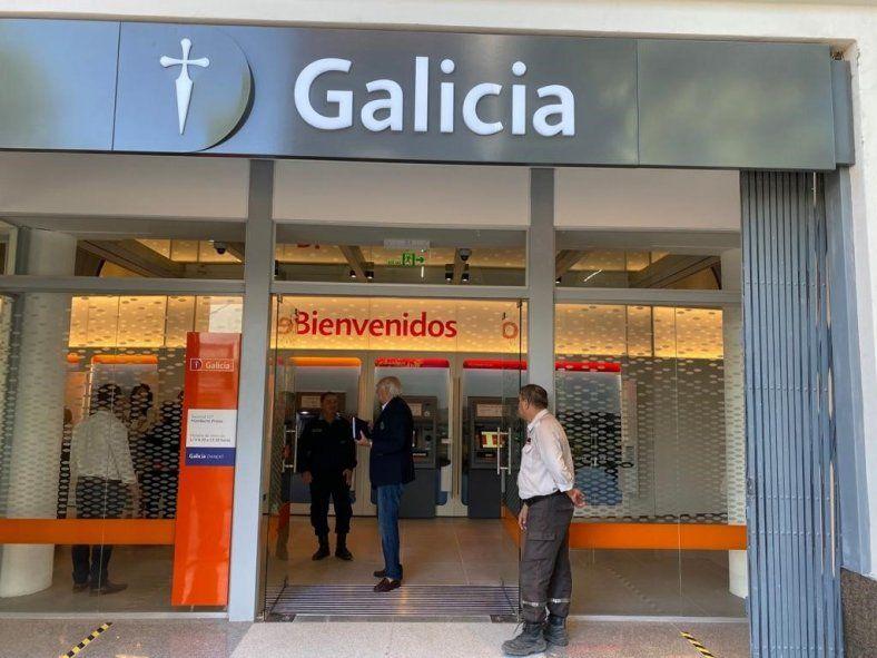 Quejas por la falta de seguridad en las cuentas del Banco Galicia